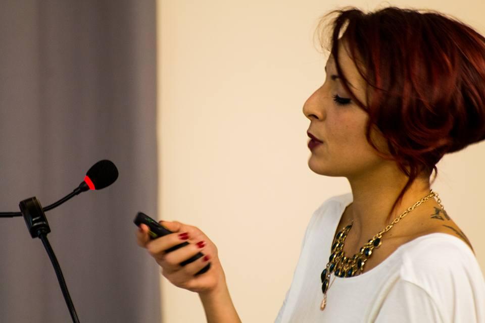 Ms Giorgia Conte